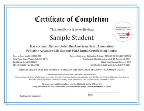 certificate  completion templates  word excel
