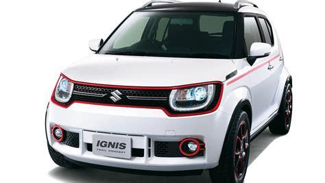 Suzuki Ignis Backgrounds by 2015 Suzuki Ignis Trail Concept Pictures Photos
