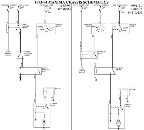2006 Nissan Maxima Wiring Diagram by Fellow Mechs I Need A Chassis Wiring Diagram For A 93