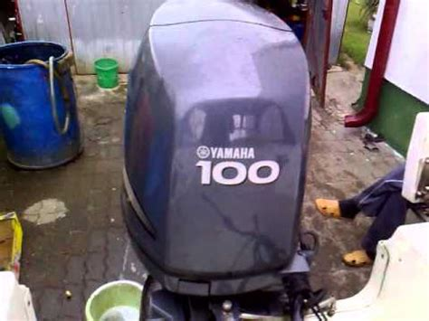 yamaha f100 hp outboard motor 2006r four stroke 4 suw