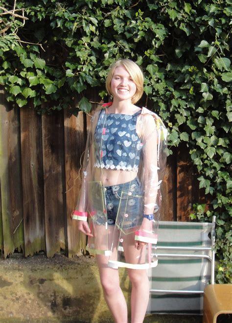 transparent raincoat sewing projects burdastylecom
