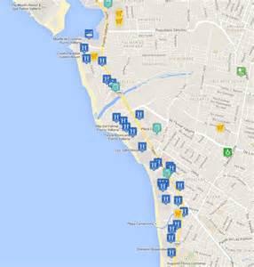Puerto Vallarta Hotel Zone Map