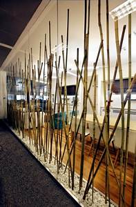 24 ideas for decorative bamboo poles – How bamboo is used