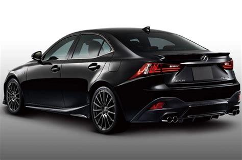lexus new 2015 2015 lexus isf redesigned sedan new car announcements
