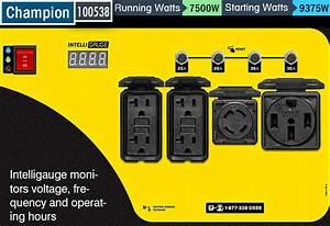How Much Can A 7500 Watt Generator Run  Power Guide
