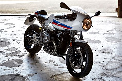 R Nine T Racer Image by Top 5 Retro Motorcycles At The 2016 Intermot Honda Bmw