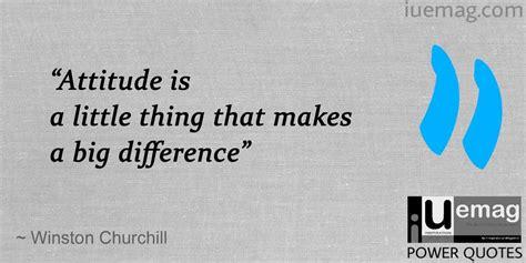 power quotes  instill positive attitude