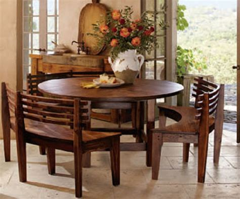 round wood dining room table round wood dining room table sets marceladick com