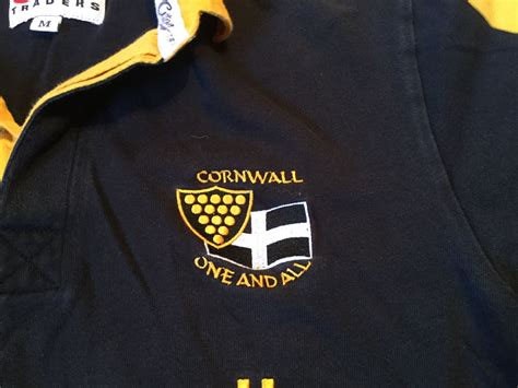 classic rugby shirts  cornwall vintage  union