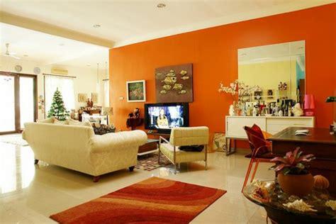 simple wall painting designs in orange colour w 228 nde streichen farbideen f 252 r orange wandgestaltung Simple Wall Painting Designs In Orange Colour
