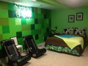 Boys Minecraft Rooms Bedroom