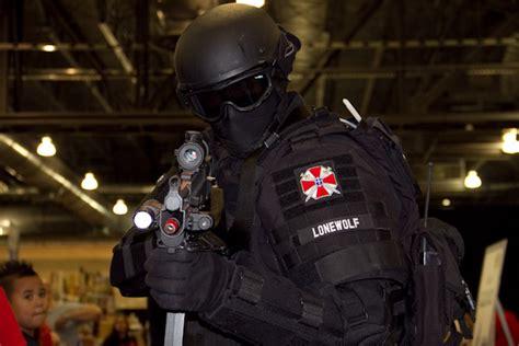 Umbrella Corporation soldier by lonewolf1183 on DeviantArt