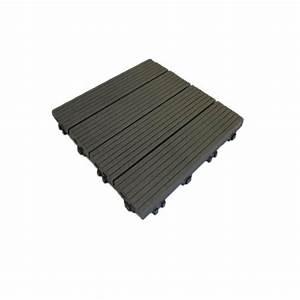 Dalle De Terrasse Composite : dalle de terrasse bois composite modular mccover ~ Melissatoandfro.com Idées de Décoration