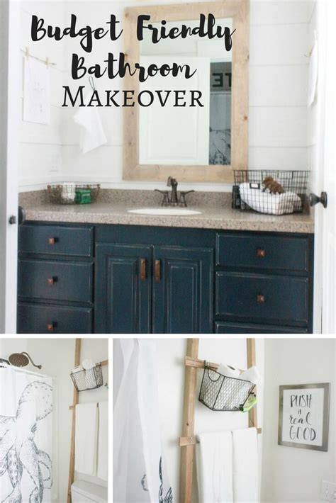 Budget Bathroom Makeover by My Budget Friendly Bathroom Makeover Reveal Twelve On