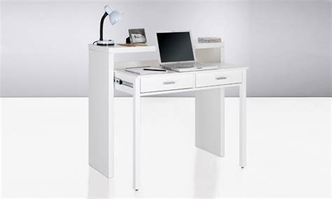 bureau extensible bureau extensible 2 en 1 groupon shopping