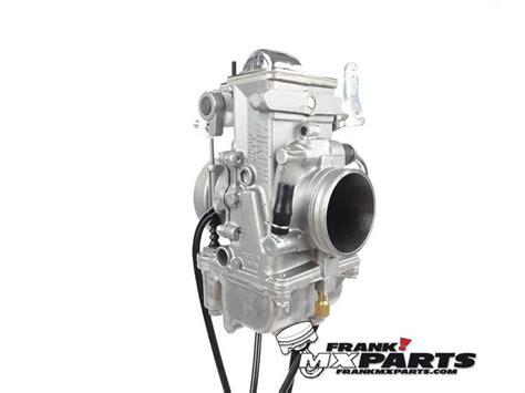 Mikuni Tm40 Flatslide Racing Carburetor