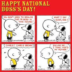 Happy National Boss Day Quotes