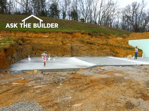 Building On Rocky Land  Ask The Builder