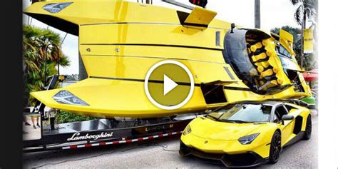Boat Engine Hours Vs Miles by Need A Super Boat To Go With Your Lambo Aventador 1 3