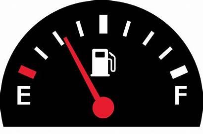 Fuel Gauge Speedometer Clipart Gas Rental Transparent