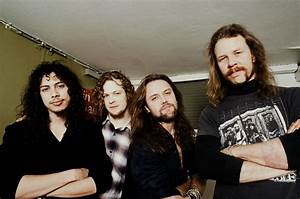 Metallica's 'Black Album' Celebrates 25th Birthday: A Look ...  Metallica