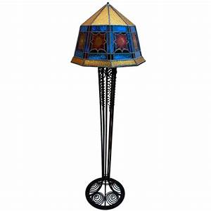 leucos vittoria glass floor lamp white lighting deluxe With captured glass floor lamp