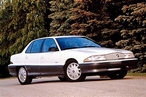 97 Buick Skylark by 1992 97 Buick Skylark Consumer Guide Auto