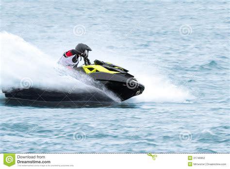 Speed Boat Jet Ski Racing by Jet Ski Racing Stock Photography Image 31746852