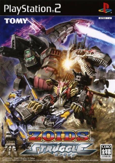 zoids struggle game pc games ps2 legacy pcsx2 wiki 2004