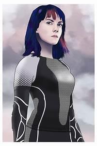 64 best images about Katniss + Johanna on Pinterest | Told ...