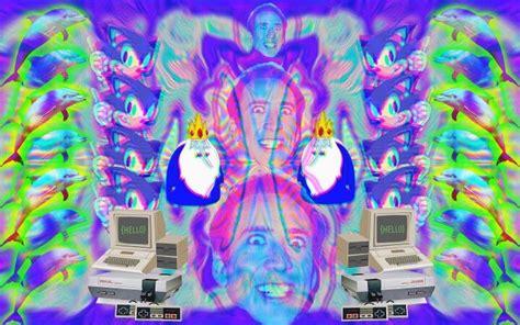 #vaporwave #seapunk #aventuretime #lsd #nicolascage #sonic