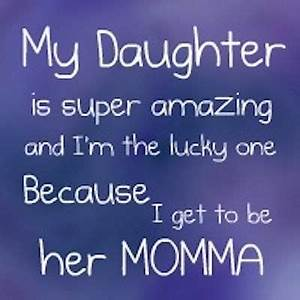 I'm so bles... Perfect Baby Girl Quotes