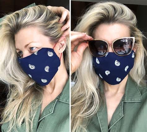 diy fabric mask easy tutorials  everythingetsycom