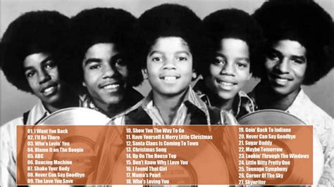 The Best Song The Jackson 5 Greatest Hits Songs The Best Songs Of The