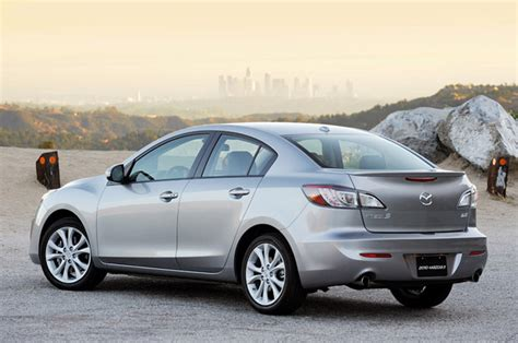 Review: 2010 Mazda3 A Tale Of Two Mazdas