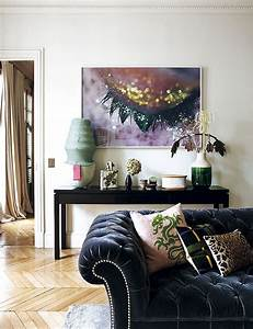 Decorating, Parisian, Style, Chic, Modern, Apartment, By, Sandra, Benhamou