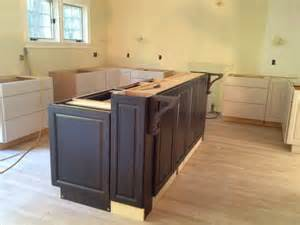 premade kitchen island building a kitchen island pre made cabinets grateful48ghs