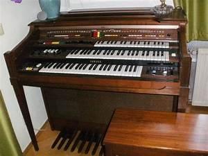Elektrische Orgel Yamaha D80 In Reisbach