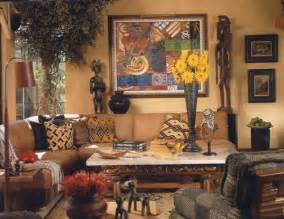 Safari Decor For Living Room by Interior Design And More African Inspired Interiors