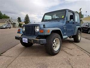 1999 Jeep Wrangler Sport At Alpine Motors