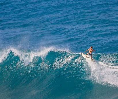 Surfboard Surfing Background Wallpapers Wave Hawaii Ocean