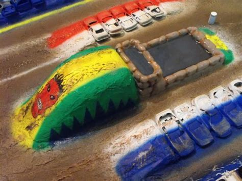 monster truck race track toy 33 best images about микрогонки on pinterest my boys