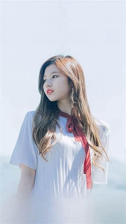 Twice Sana Wallpapers Kpop Iphone Wallpapertag