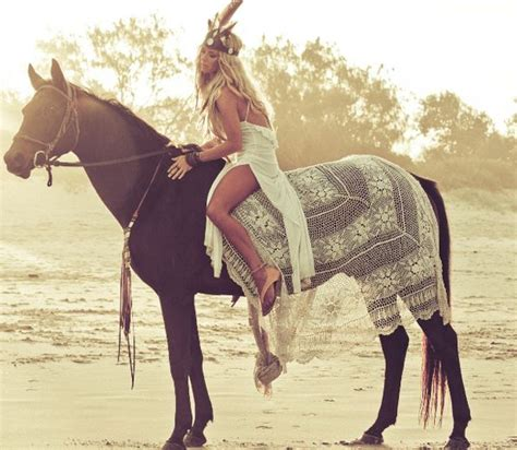 boho chic lacy dress  modern hippie feather headband