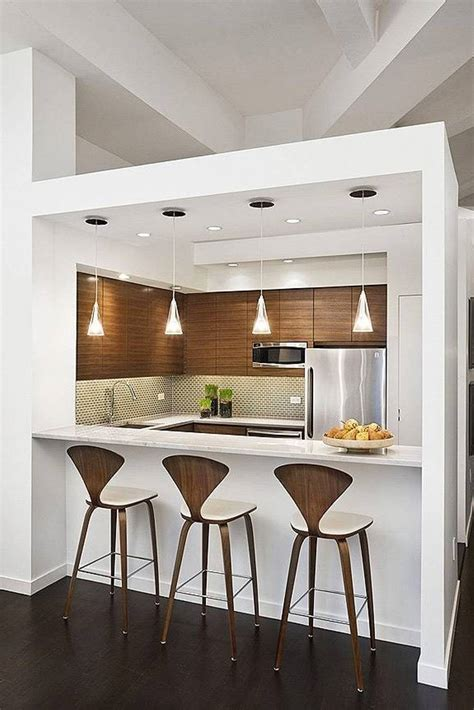 modeles de petites cuisines modernes 25 modern small kitchen design ideas
