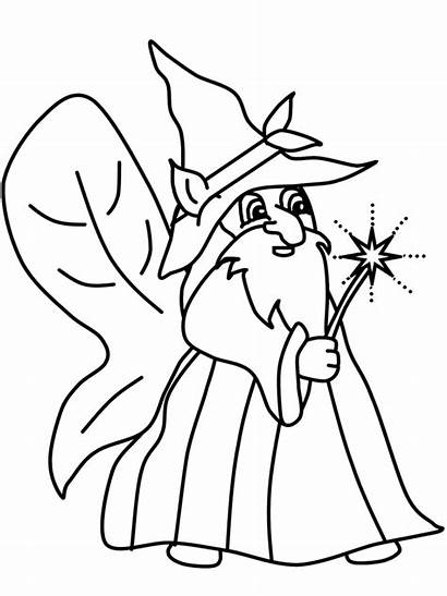 Coloring Fantasy Pages Printable