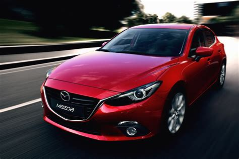 Allnew 2014 Mazda3 Hatchback Details And Pictures [video]