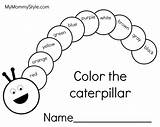 Hungry Caterpillar Coloring Very Pages sketch template