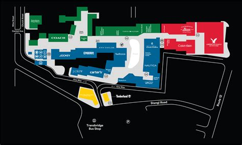liberty village premium outlets outlet mall