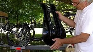Recumbent Trike Hardshell Frp Seat Mounting  2014